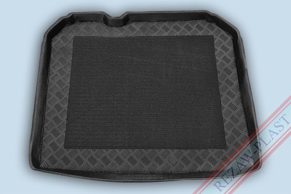bac de coffre audi q3 versions avec kit anti crevaison. Black Bedroom Furniture Sets. Home Design Ideas