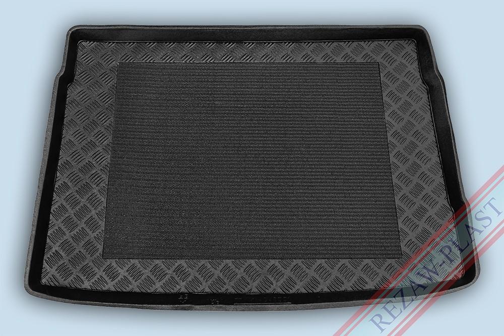 bac de coffre vw golf v hb avec roue de secours de dimension identique aux roues du v hicule. Black Bedroom Furniture Sets. Home Design Ideas