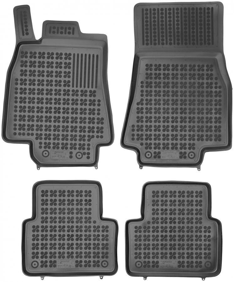 tapis caoutchouc mercedes w169 classe a depuis 2004 meovia tapis. Black Bedroom Furniture Sets. Home Design Ideas