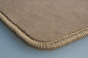 Tapis Vw New Beetle (fix Rondes Nr 4) – Velours Beige