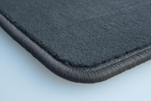 Tapis Vw Caddy Combi (2015-) – Velours Luxe Gris