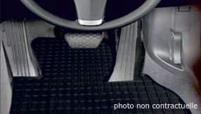 Tapis Caoutchouc Nissan Navara (16-)