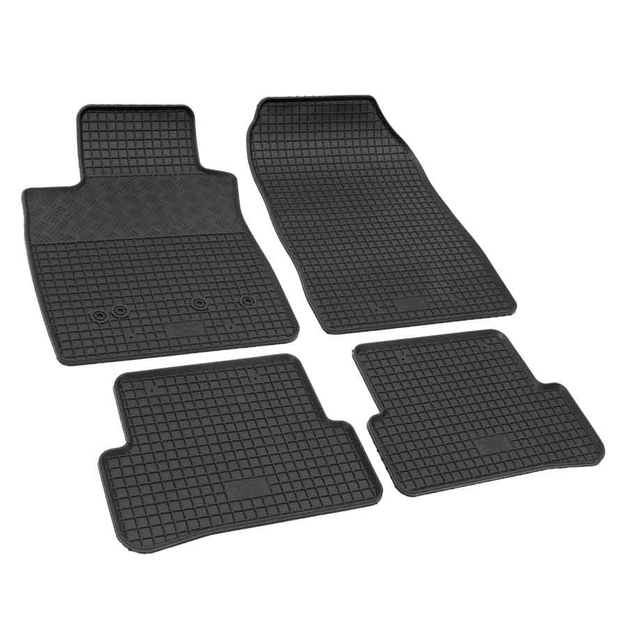 tapis renault clio iv berline et estate depuis 2012 caoutchouc 3d meovia tapis. Black Bedroom Furniture Sets. Home Design Ideas