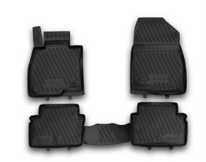 Tapis 3D Mazda 6 Break (01/2013-06/2018)
