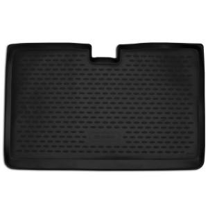 Tapis de coffre 3D Renault Captur (niveau bas) (04/2013-12/2019)
