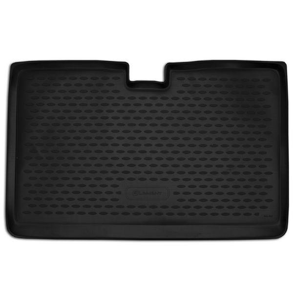 tapis coffre renault captur niveau bas caoutchouc 3d. Black Bedroom Furniture Sets. Home Design Ideas