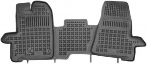 Tapis Ford Transit Custom Depuis 2012 (version 3 Places)