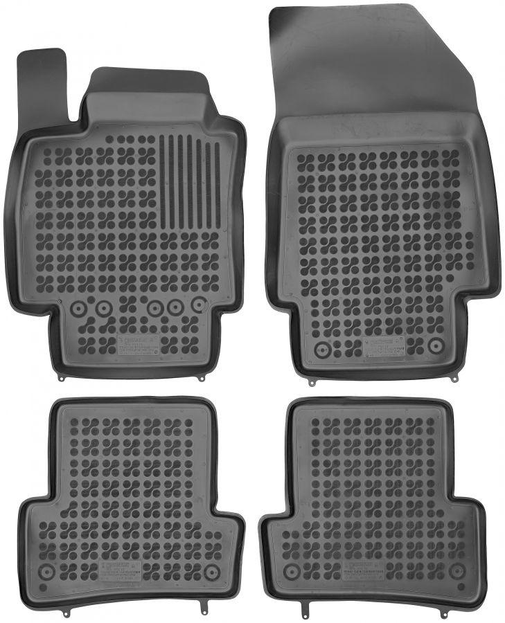 tapis renault captur et clio 3 caoutchouc 3d. Black Bedroom Furniture Sets. Home Design Ideas