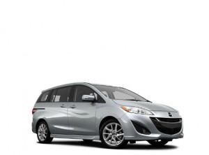 Mazda 5 (06/2010 - 02/2015)