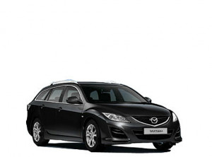 Mazda 6 Phase 2 Break (GY1) (03/2005 - 10/2007)