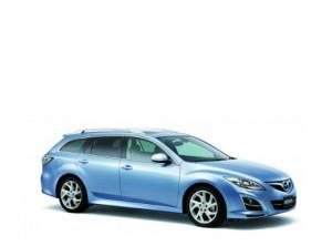 Mazda 6 II Break (11/2007 - 12/2012)