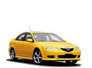 Mazda 6 (GG1) (04/2002 - 02/2005)