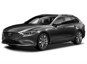 Mazda 6 break (07/2018 - Aujourd'hui)
