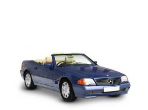 Classe SL (129) (1989 - 07/2001)