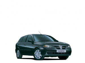 Almera Facelift (N16E) (02/2003 - 11/2006)