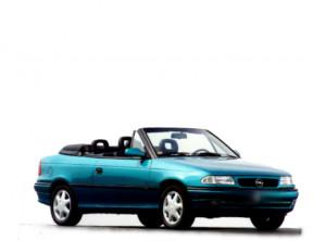 Astra F Cabriolet (06/1993 - 02/2001)