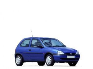 Corsa B (03/1993 - 08/2000)
