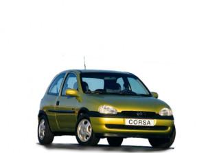 Corsa C (09/2000 - 08/2003)