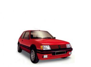 205 (02/1983 - 07/1987)