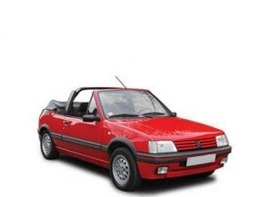 205 Cabriolet (08/1987 - 12/1994)