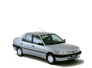 306 Sedan (N3) (08/1994 - 02/1997)