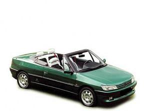 306 Cabriolet (N3) (10/1993 - 02/1997)