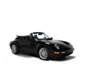 911 (993) Cabriolet (10/1993 - 08/1995)