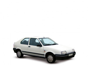 R19 3 portes (07/1988 - 04/1992)