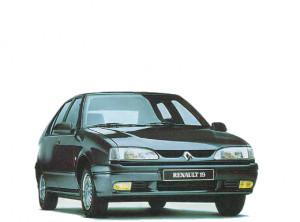 R19 3 portes Phase 2 (05/1992 - 11/1995)