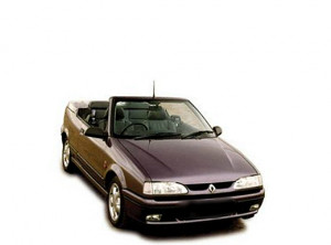 R19 Cabriolet Phase 2 (05/1992 - 11/1995)
