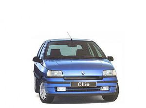 Clio I 3 portes Phase 1&2 (06/1990 - 02/1996)