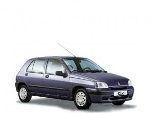 Clio I 5 portes (03/1996 - 02/1998)