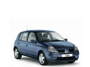 Clio II 5 portes (04/2001 - 08/2005)