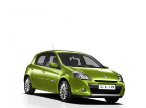 Clio III 5 portes (04/2009 - 08/2012)