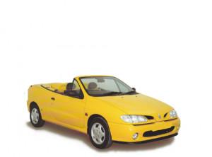 Mégane I cabriolet (02/1997 - 02/1999)