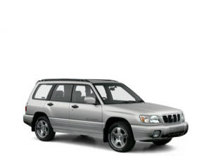 Forester 1 (07/1997 - 09/2002)