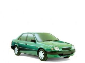 Corolla (110) Berline (04/1997 - 09/1999)