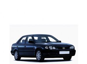 Corolla (110) Berline Phase 2 (10/1999 - 10/2001)