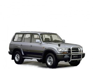 Land Cruiser (KZ/VZ9*) (04/1996 - 09/2002)