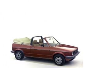 Golf I Cabriolet (01/1979 - 08/1993)