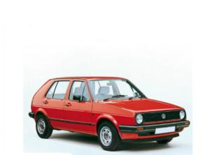 Golf II (08/1983 - 07/1992)