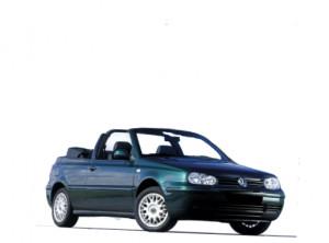 Golf IV Cabriolet (03/1998 - 06/2002)
