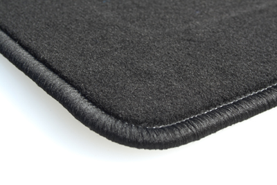 Tapis Tesla Model S (07/2016) – Velours Noir